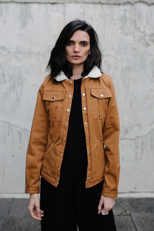 JAQUETA PELINDA CARAMELOW (monte sua própria jaqueta)