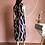 Thumbnail: Vestido Colorex Transpassado