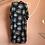 Thumbnail: Kimono Arrasex Estampado Arararex azul marinho olho