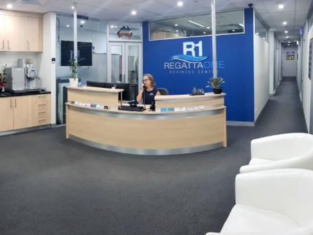 Regatta 1 Reception