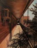 Apartment Walkway