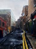 Dublin Alleyway