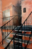 Apartment Stairwell