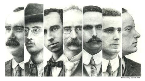 Portraits of 1916