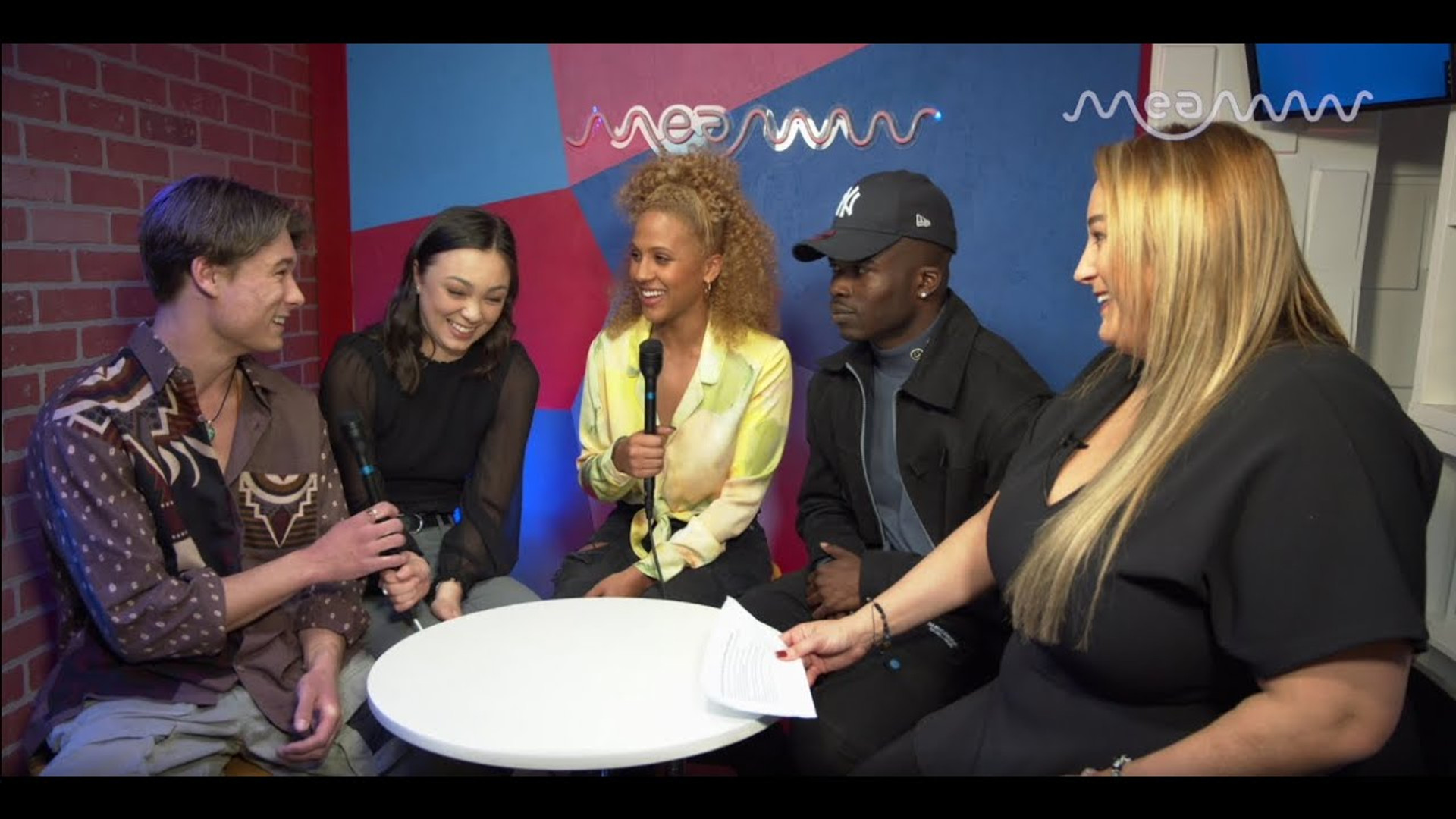 MEAWW Interview