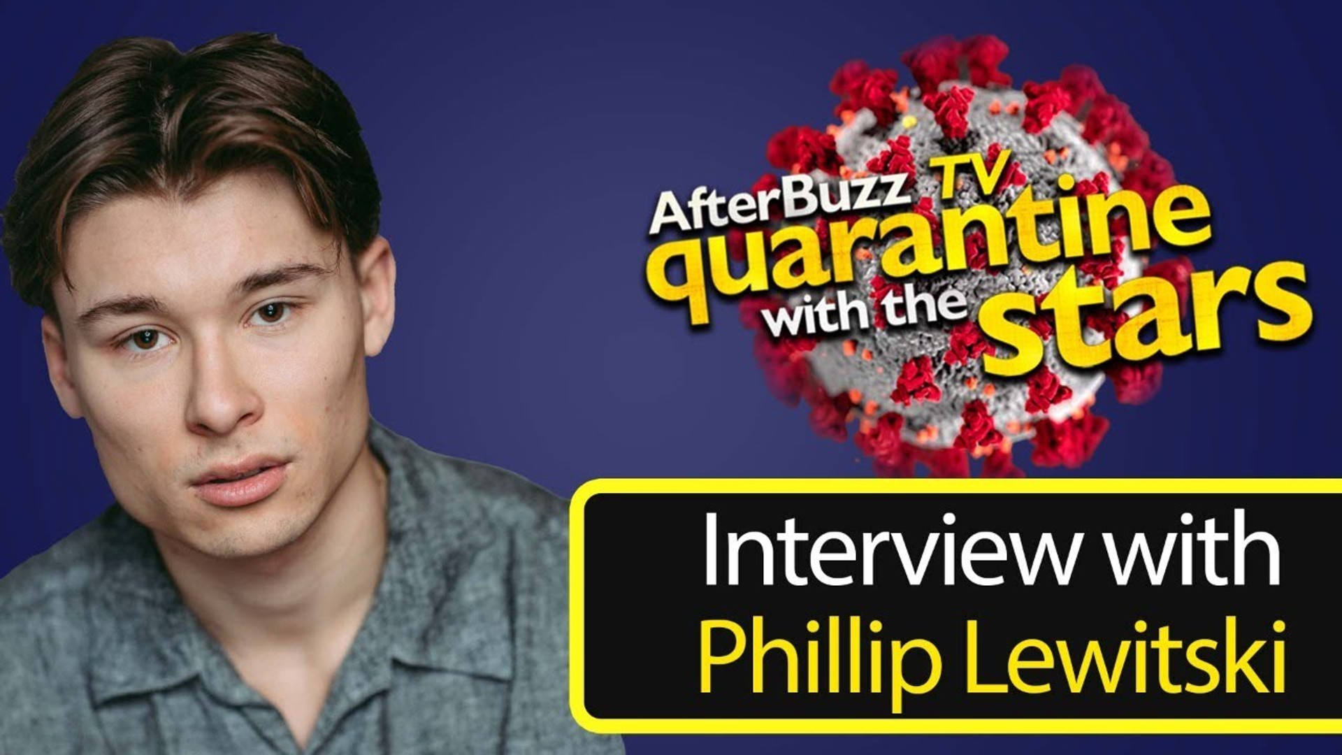 AfterBuzz TV Interview