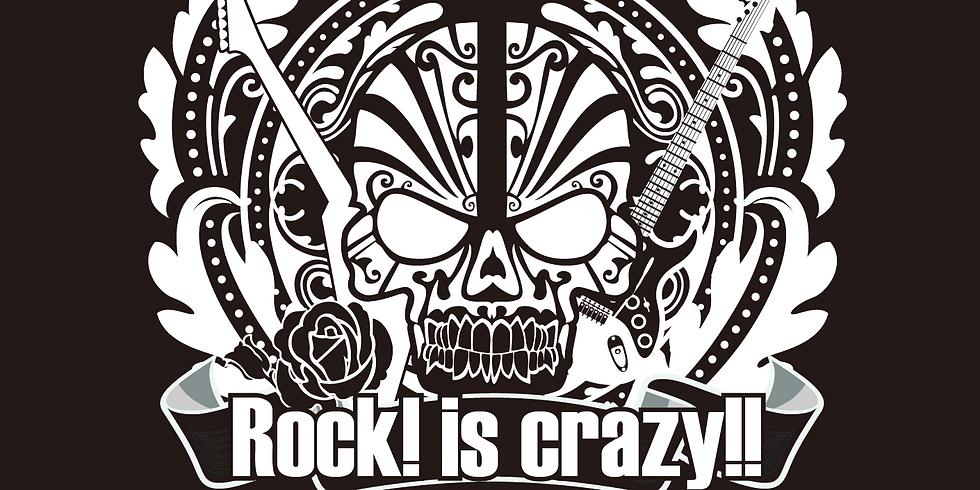 2020/1/27 Rock! is crazy!!