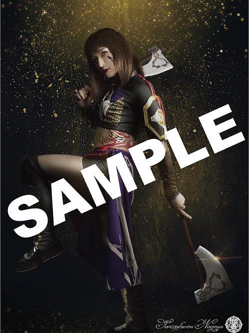 骸花ポートレート-名古屋山三郎B