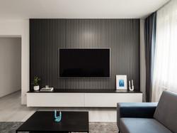 Televizní stěna