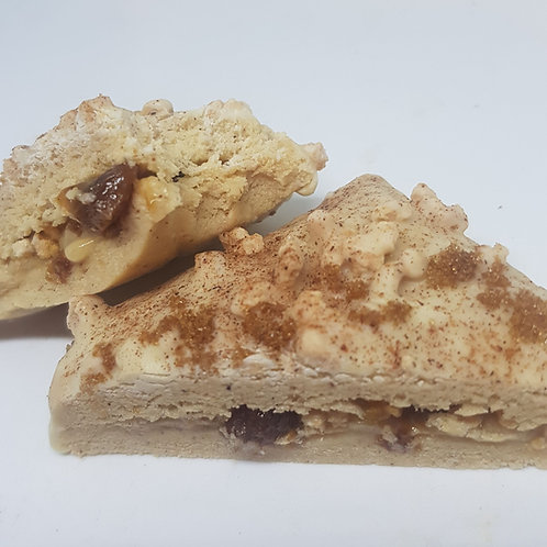 Mince Pie Protein Square