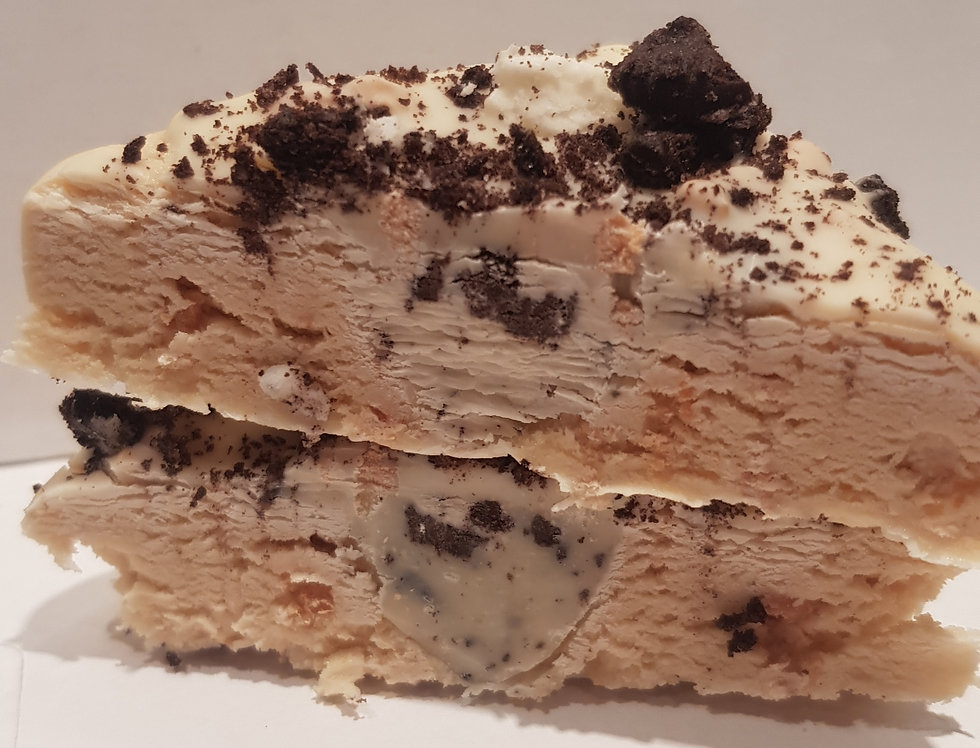 Cookie Monster Protein Square