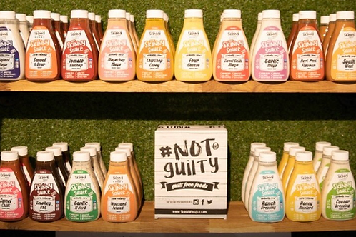 Skinny Food Sauce/Syrup