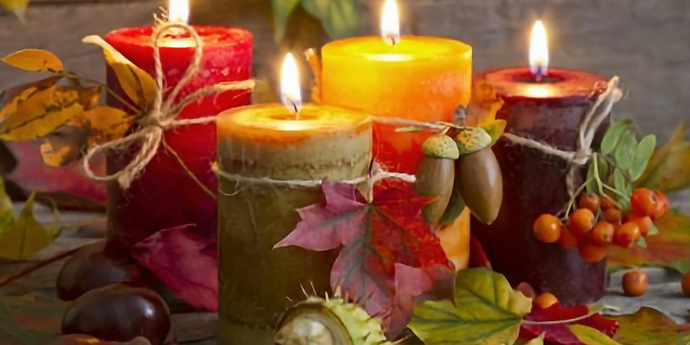 Giving Thanks Candlelight Restorative Yoga