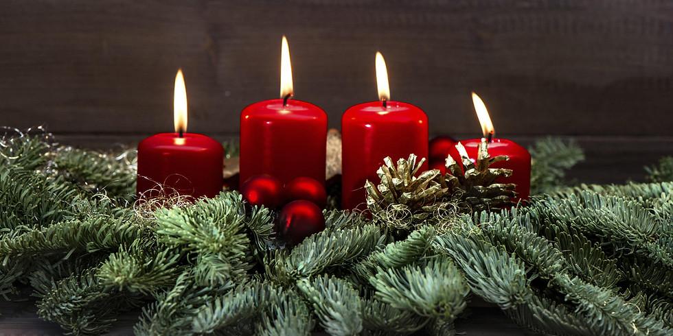 Winter Solstice Candlelight Restorative Yoga