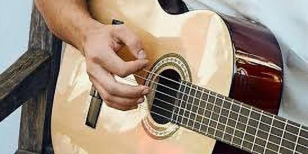 Acoustic Guitar Lessons for Beginners with Stu