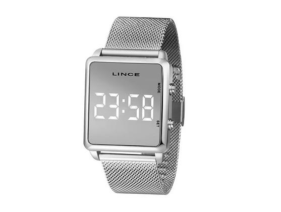 Relógio Digital Led Lince Mdr4619l