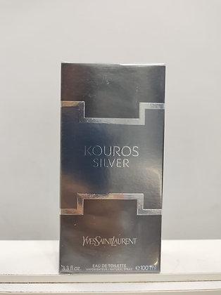Perfume Yves Saint Laurent Kouros Silver Edt