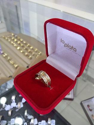 Anel em Ouro Lp0237