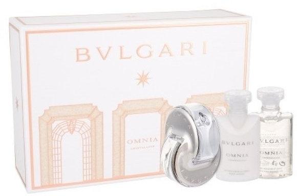 Perfume Bvlgari Omnia Crystalline Kit