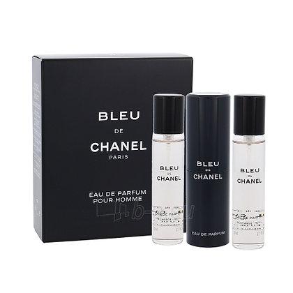 Perfume Bleu de Chanel Paris Edt 3x20ml