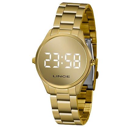 Relógio Digital Led Lince Mdg4617l