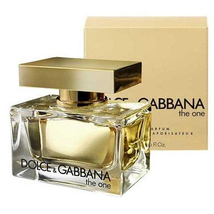 Perfume Dolce & Gabbana The One Edp 75ml