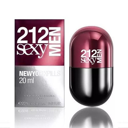 Perfume 212 Sexy Men 20ml