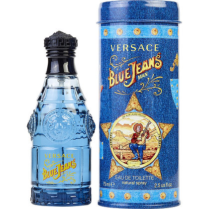 Perfume Versace Blue Jeans Man EDT