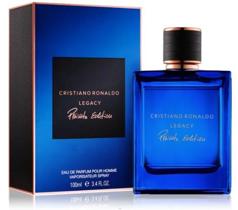 Perfume Cristiano Ronaldo Legacy Private Edition EDP