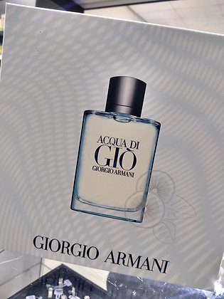 Perfume Original Acqua Di Gió Kit