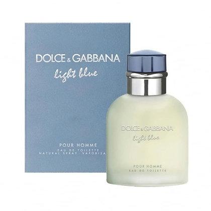 Dolce Gabbana Light Blue pour homme EDT