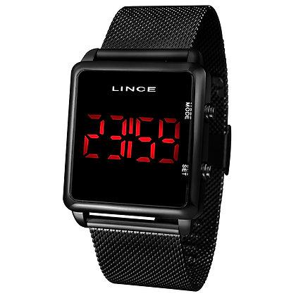 Relógio Digital Led Lince Mdn4596l