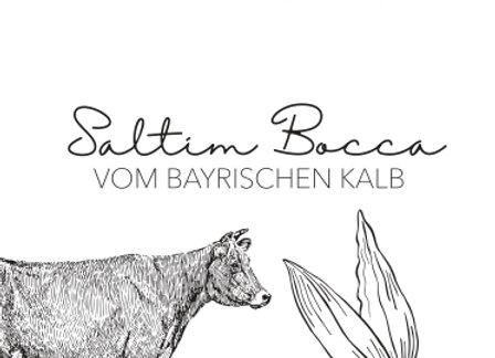 Saltim Bocca vom bayerischen Kalb