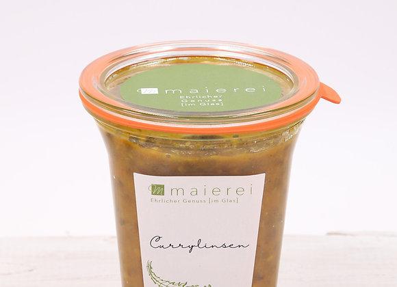 Currylinsen