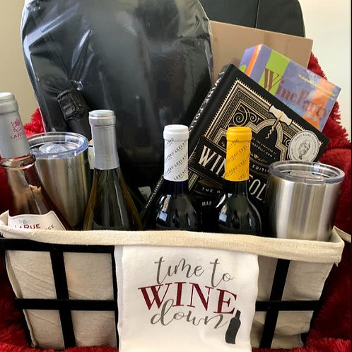 Wine Country Basket