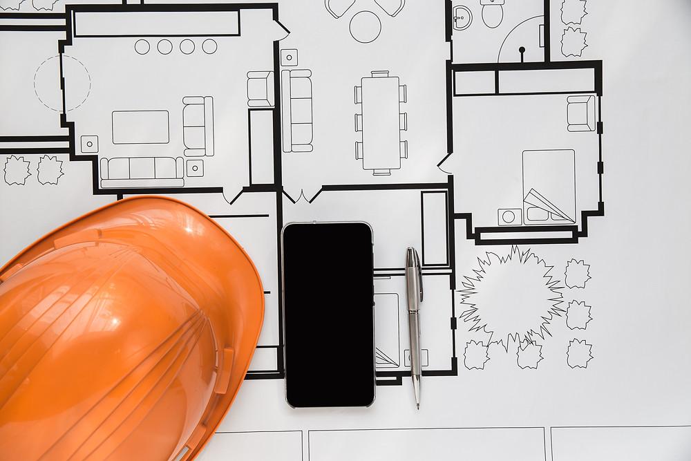 projeto engenharia e arquitetonico