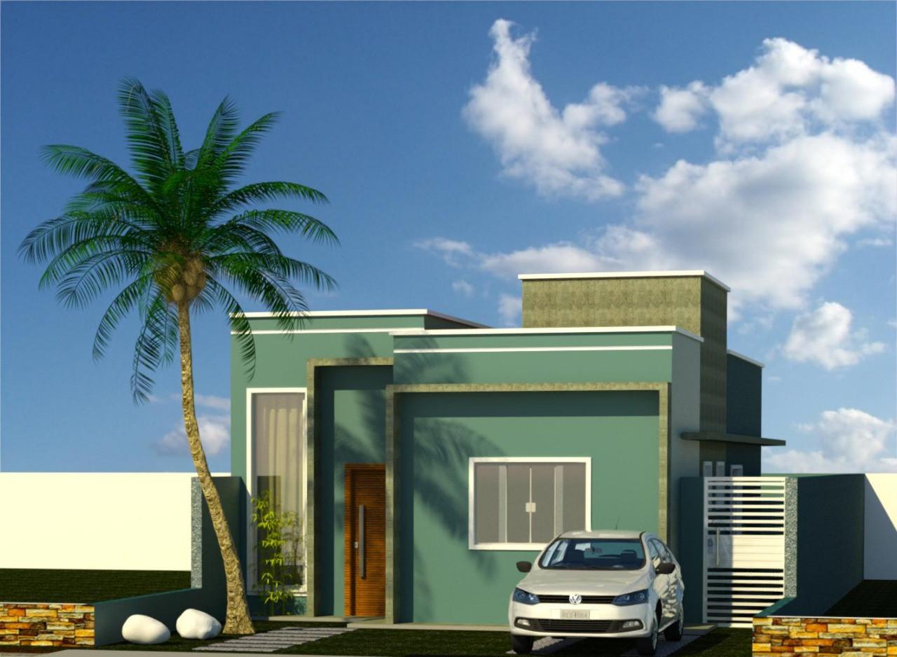 Projeto Casa Na Planta