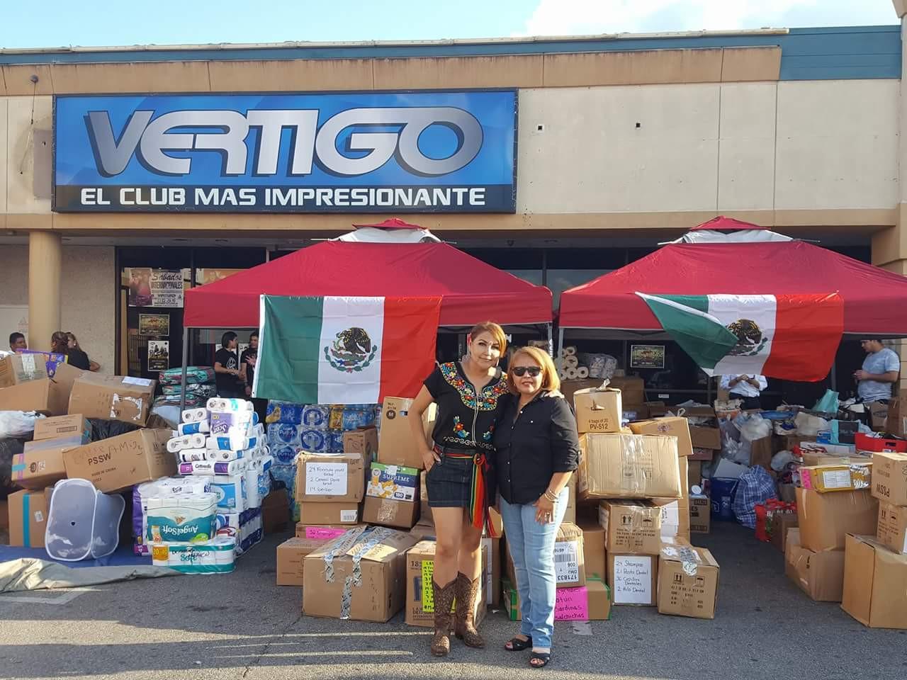 Donaciones Para Mexico