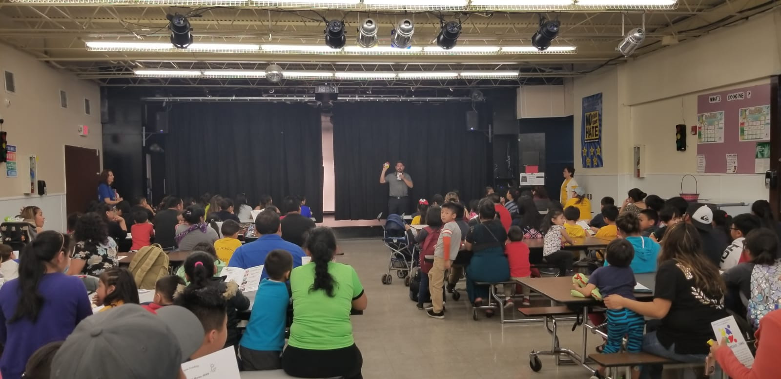 PTO Meeting Drawn Academy March 2019