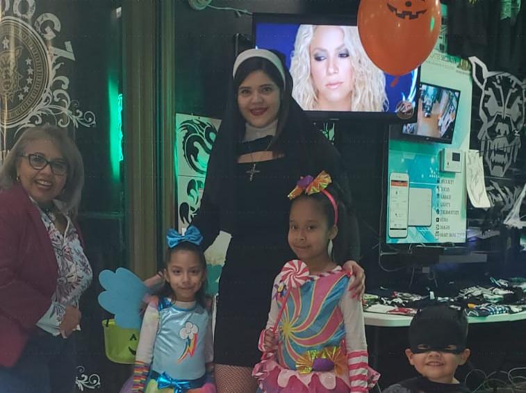 HAGÁMOSLO Halloween Party 2019.