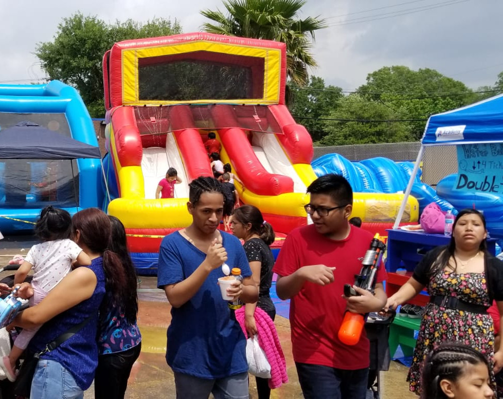 Carnival Celebration with Parents students of Drawn Academy