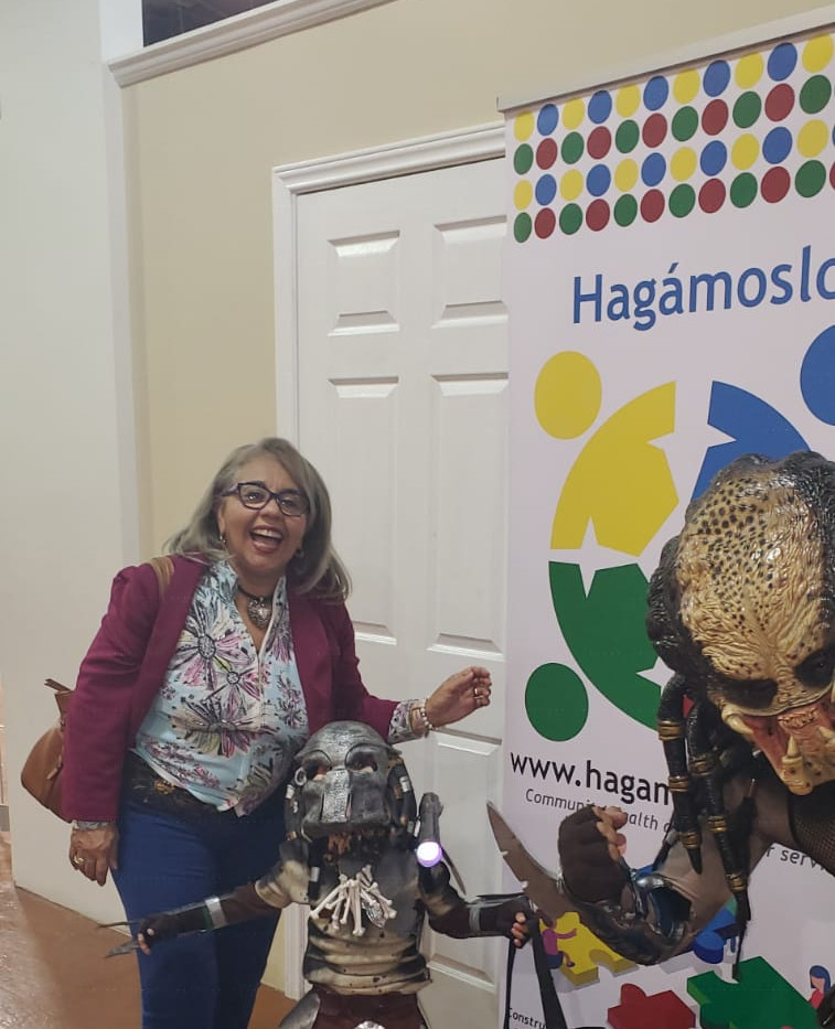 HAGÁMOSLO Halloween Party 2019.