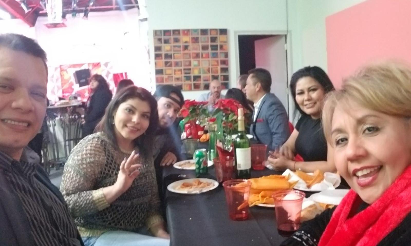 Cena Navideña 2017