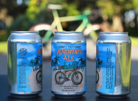 Playalinda x Ross Piper Designs - Coast to Coast Adventure Ale