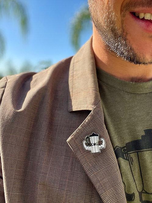 Cafecito Pin