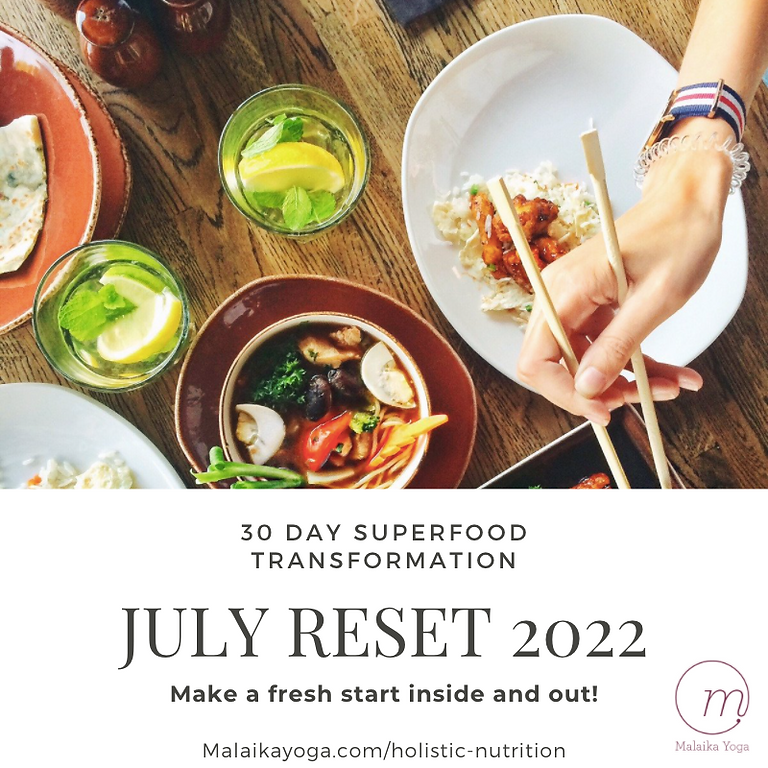 January Reset 2022