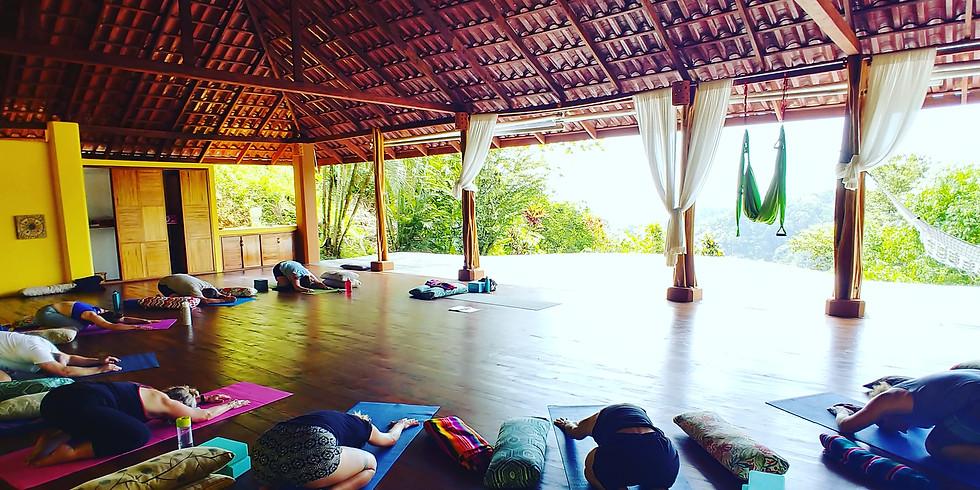 Restorative + Yoga Nidra