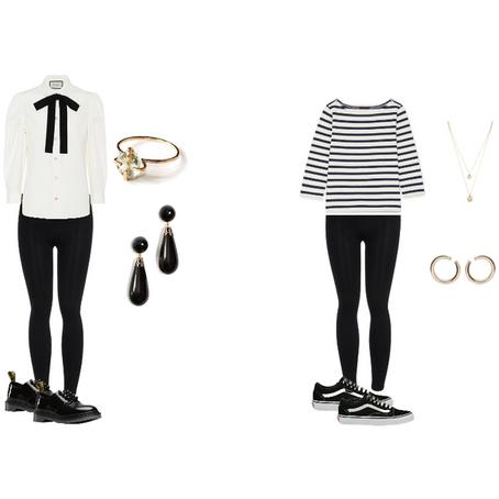 Como definir seu estilo usando o guarda-roupa básico
