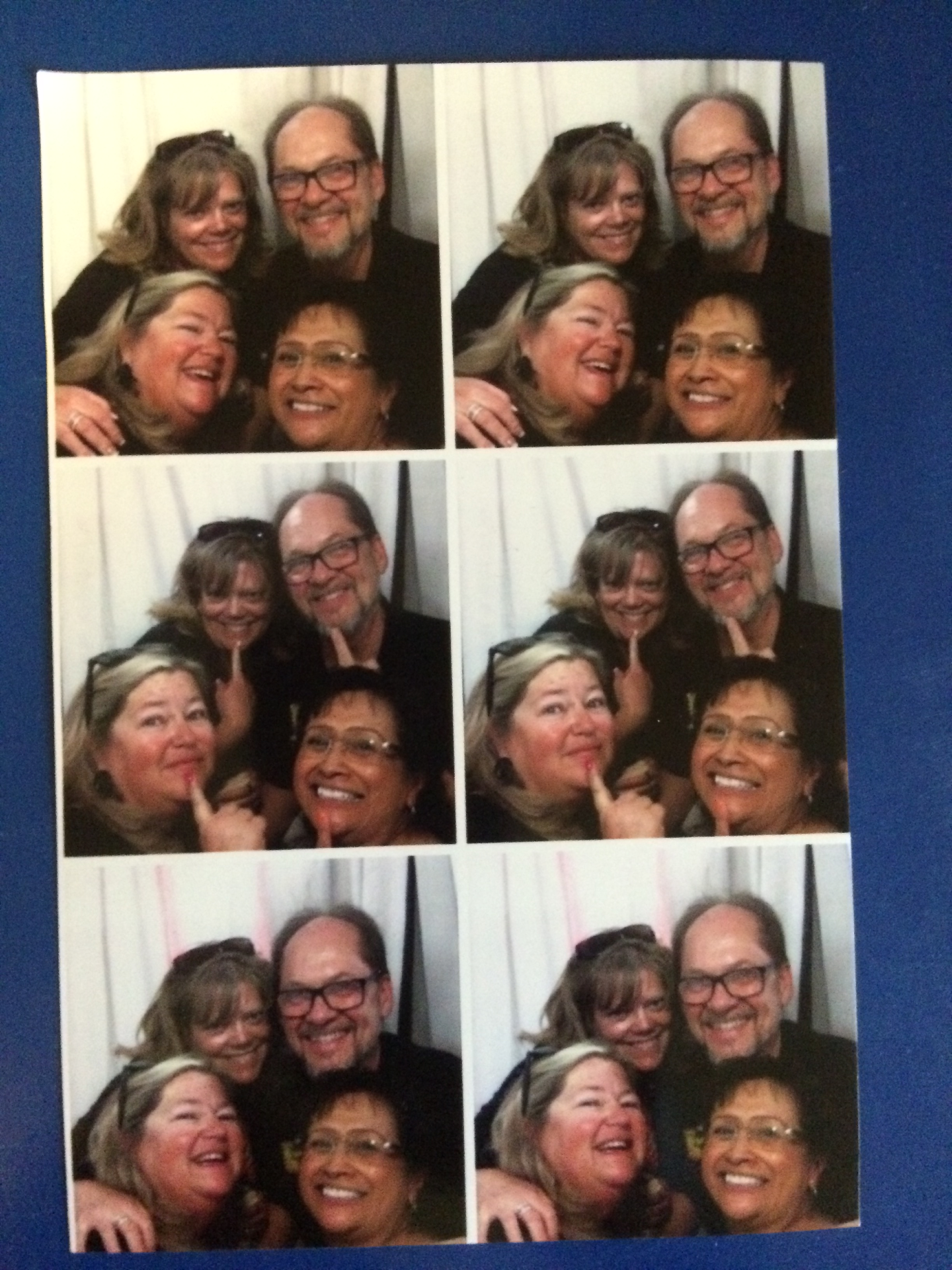 Its a Gas Photo Booth!