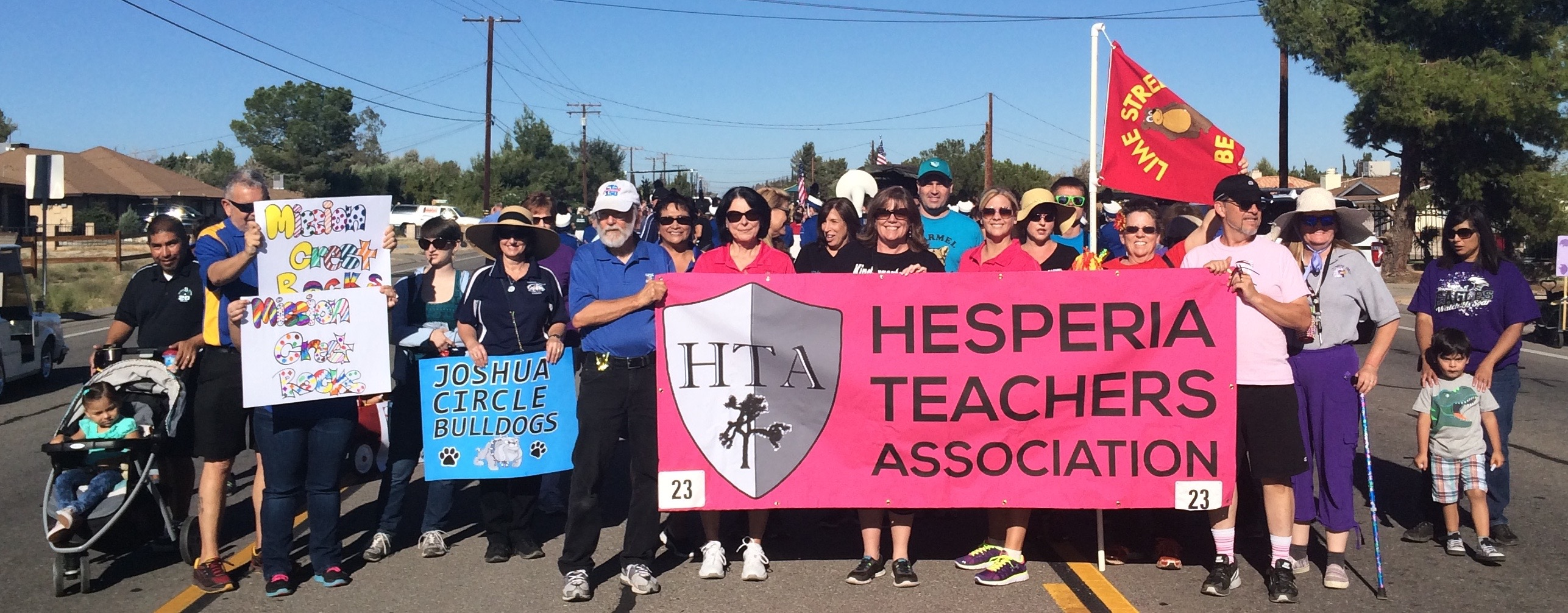Hesperia Days Parade